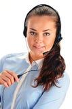 Centrum Telefoniczne Operator dział obsługi klienta Centrum Pomocy Humanitarnej Obraz Royalty Free
