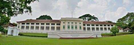 Centrum van fort het Inblikkende Kunsten in Singapore stock foto's