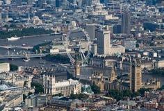 Centrum van Londen Stock Afbeeldingen