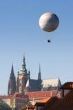 Centrum van Praag stock afbeelding