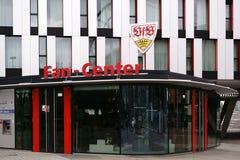 centrum VFB Stuttgart Obrazy Royalty Free