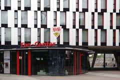 centrum VFB Stuttgart Zdjęcia Stock