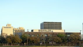 Centrum voor BrainHealth, Universiteit van Texas in Dallas, Texas stock foto