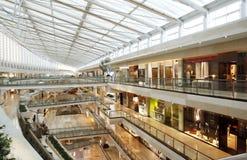 centrum zakupy Zdjęcie Royalty Free