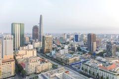 Centrumdistrict 1 van Ho Chi Minh-stad Royalty-vrije Stock Afbeeldingen