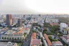 Centrumdistrict 1 van Ho Chi Minh-stad Royalty-vrije Stock Foto's