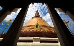 Centrummening van pogoda Stock Fotografie