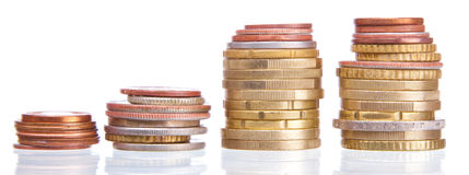 Cents Stock Photography