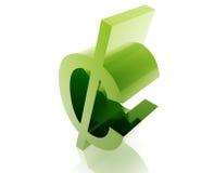 Cents money illustration Stock Image