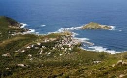 Centuri - Corsica Royalty Free Stock Image