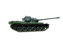 centurian军事坦克 免版税库存图片