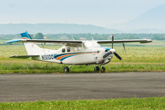 Centurion de Cessna P210N photographie stock libre de droits