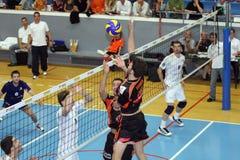 Centurions Narbonne vs Paris Volley Stock Photography