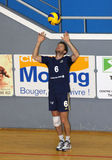 Centurions Narbonne vs Paris Volley Stock Photography
