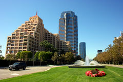Century City,  Los Angeles, Ca Royalty Free Stock Photos