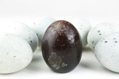 Century egg Royalty Free Stock Images