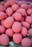 Century eggs Stock Image