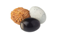 Century eggs Stock Image