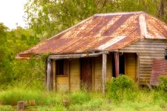 Century old homestead Stock Photography