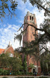 Century Tower at the University of Gainesville, Florida USA Royalty Free Stock Photo