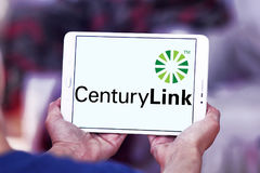 CenturyLink firmy logo Obraz Royalty Free