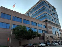 CenturyLink, Sioux Falls. The CenturyLink building in downtown Sioux Falls, South Dakota Stock Image