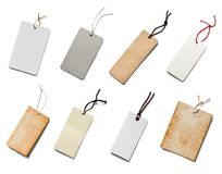 Ceny etykietki notatki znaka etykietka Obraz Royalty Free