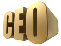 Ceo Royalty Free Stock Images