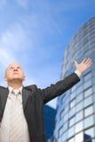 CEO Στοκ εικόνες με δικαίωμα ελεύθερης χρήσης