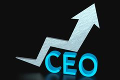 CEO - Chief Executive Officer Royalty Free Stock Images