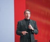 CEO d'Oracle Larry Ellison Photos stock
