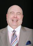 CEO de sorriso Fotos de Stock Royalty Free