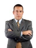 CEO serio Fotografie Stock Libere da Diritti