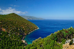 Cephalonia Royalty Free Stock Photos