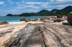 Cepilho Beach Trindade Rio de Janeiro Royalty Free Stock Photos