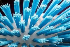 Cepille los dientes imagen de archivo libre de regalías