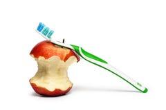 Cepillo de dientes Fotos de archivo libres de regalías