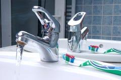 Cepillo de dientes 5 Fotografía de archivo libre de regalías
