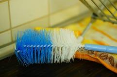 Cepillo de la cocina Imagenes de archivo