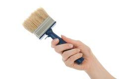 Cepillo de pintura Imagen de archivo
