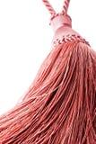 Cepillo decorativo de la cortina Imagen de archivo libre de regalías