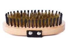 Cepillo del animal doméstico Imagen de archivo libre de regalías