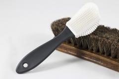 Cepillo del crin Fotografía de archivo libre de regalías