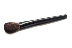 Cepillo del maquillaje aislado Fotografía de archivo