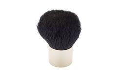 Cepillo del maquillaje aislado Fotografía de archivo libre de regalías
