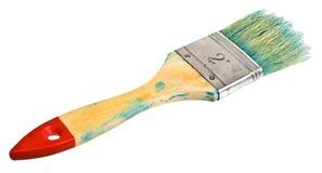 Cepillo del pintor Foto de archivo