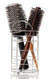 Cepillo para el pelo Imagen de archivo