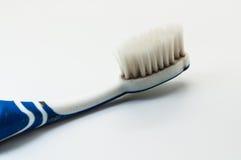 Cepillos de dientes viejos Foto de archivo libre de regalías