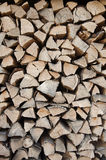 Ceppi di legno immagini stock