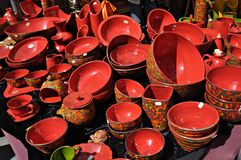 cerámica Fotos de archivo